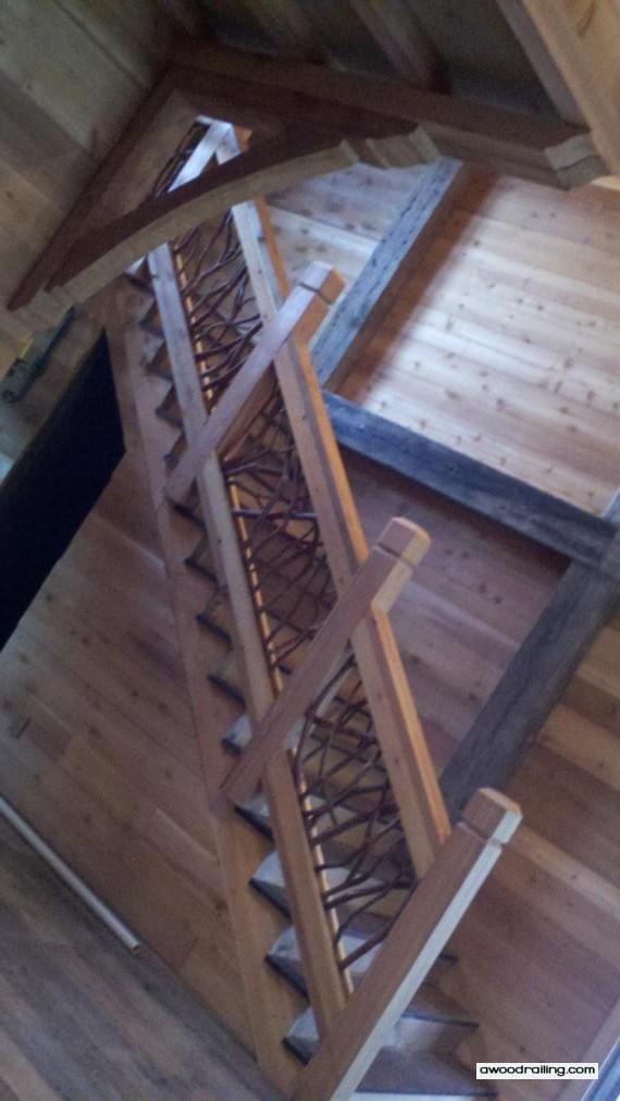 Stair Railing Ideas Deck Railing Ideas