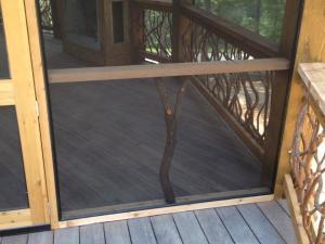 Porch Deck Railing