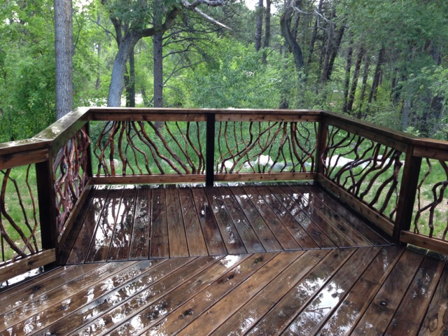 Deck Baluster Ideas