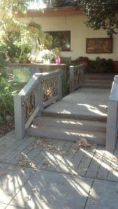 Handrail Palo Alto California