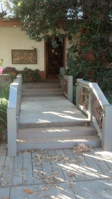 Palo Alto Handrail