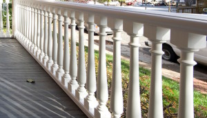 Classic Victorian Style Turned Balusters