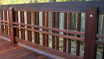 Deck Railing Ideas For Your Home Find One For You Part 13