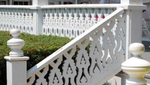 Front Porch Sawn Balusters