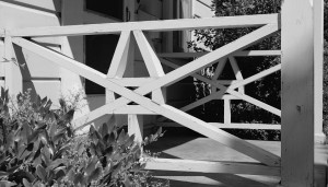 Mare Island Naval Shipyard Geometric Railing Idea