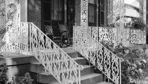 Multiple Design Iron Handrail Idea