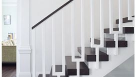 Tuning Fork Railing Design