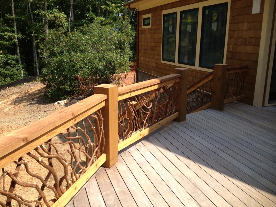 Deck Railing Ideas for your Home! Find one for you! - Part 3