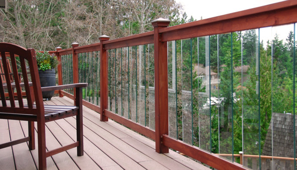Deck Railing Ideas for your Home! Find one for you! - Part 10